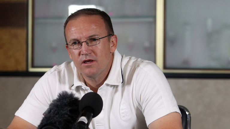 Andy Flower: There's a line, and both teams must enforce it