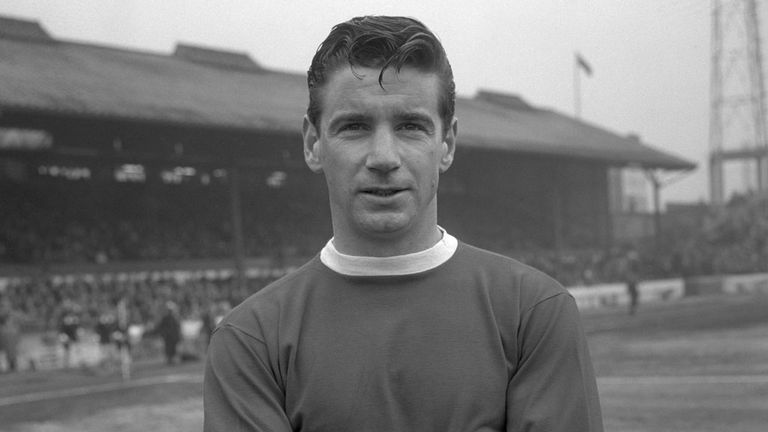 Gerry Baker: New York-born Scotsman who played for a string of British clubs