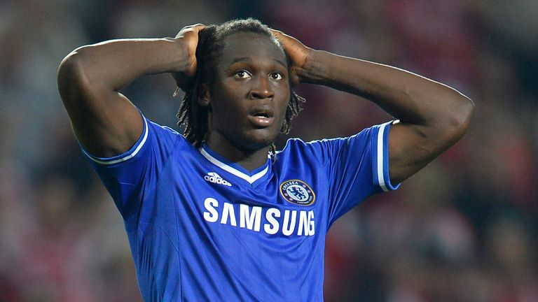 Romelu Lukaku: Was allowed to link up with Everton on transfer deadline day