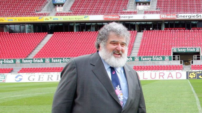 Chuck Blazer: Investigation into him postponed until at least the end of the year