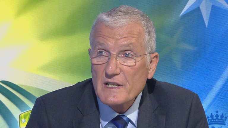 "Bob Willis: ""If I'm brutally honest I think England are going to lose this series 5-0."""