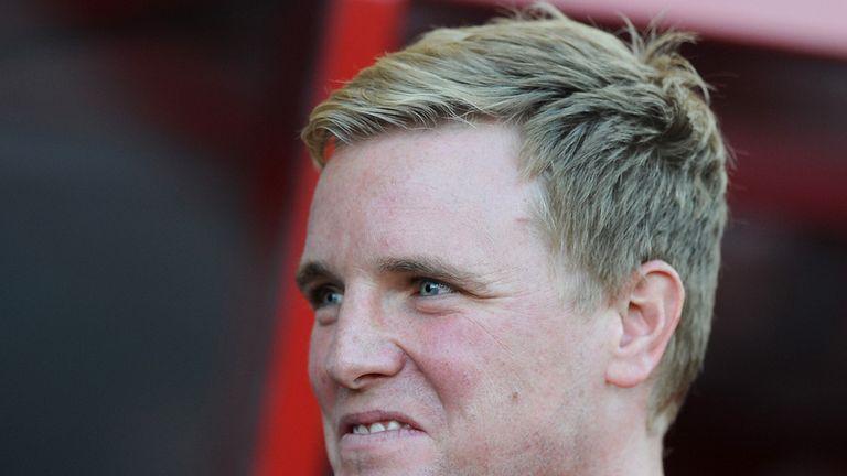 Eddie Howe: Lamented Millwall coin thrower