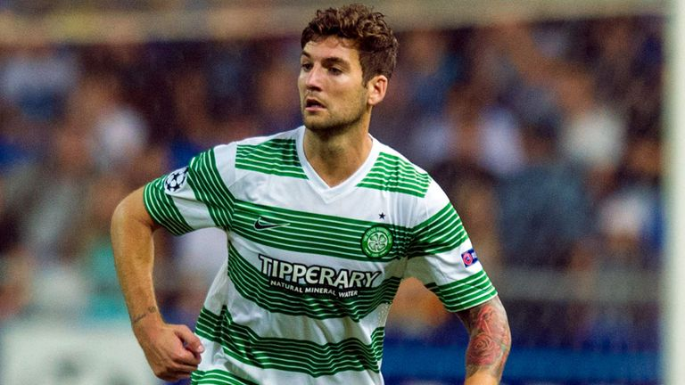 Charlie Mulgrew: Thrilled after Celtic overcame Ajax 2-1 in the Champions League