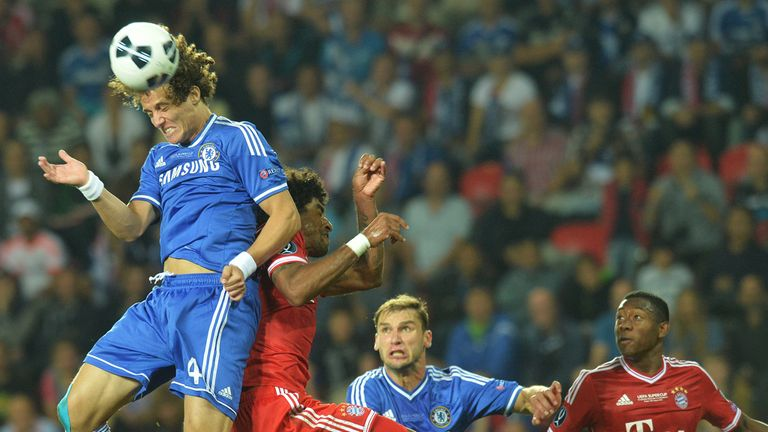 David Luiz: Chelsea defender insists he has nothing to prove