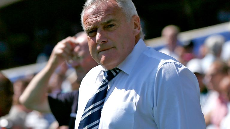 Dave Jones: Feels the draw was a fair result