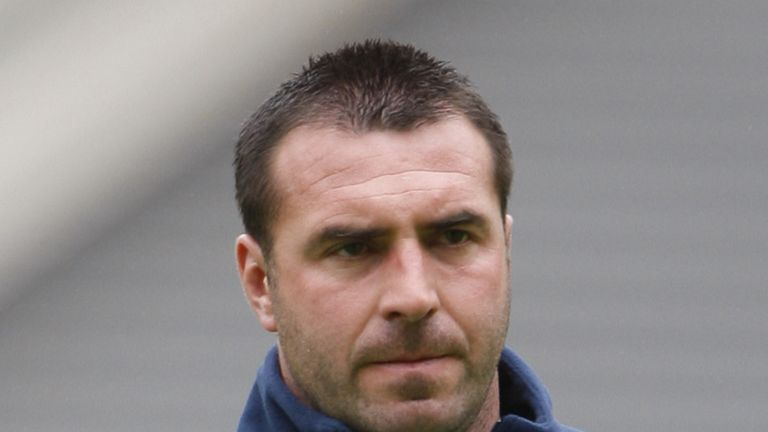 Former Toffee player David Unsworth is Everton's U23s coach