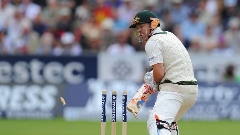 David Warner: In hot water again for missing game