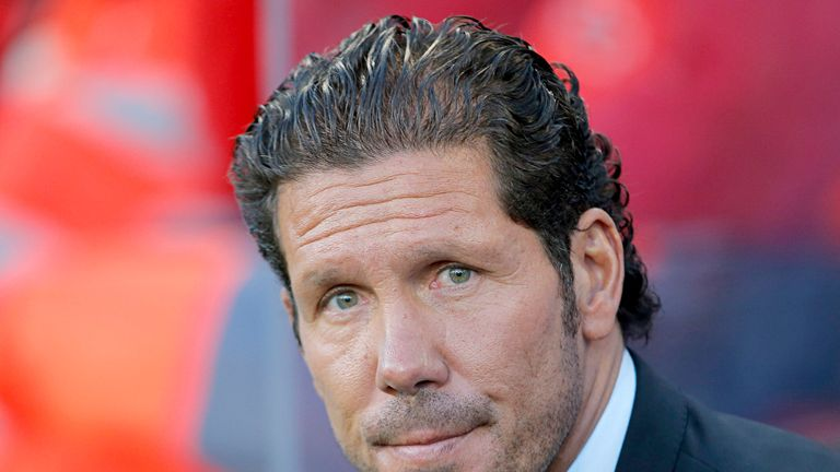 Diego Simeone: Not taking weekend rivals for granted