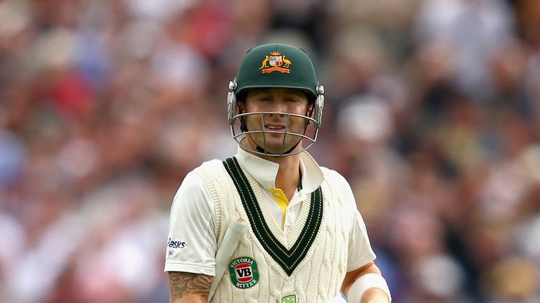 Michael Clarke: This is not a charity tour