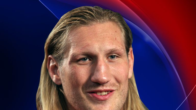 Eorl Crabtree: 'I think you will see two teams that are going to rip into each other. The first 20 minutes could be epic'