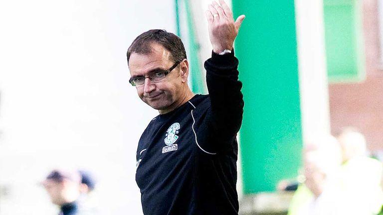 Pat Fenlon: Hibernian lose appeal against dismissal of midfielder Kevin Thomson