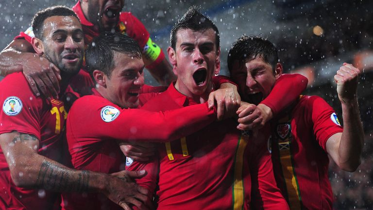Gareth Bales: First outings since record-breaking move to Real Madrid could come in Wales jersey