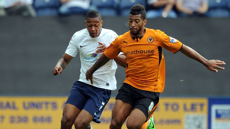 Humphrey and Davis: Battling at Deepdale
