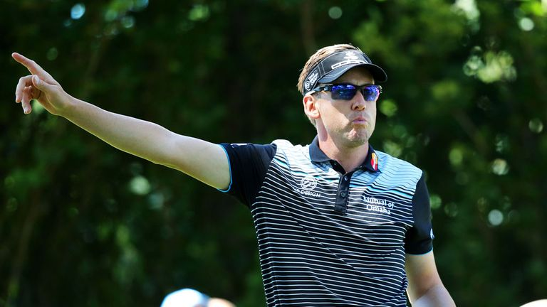 Poulter: 16 wins as a professional - but no Major titles
