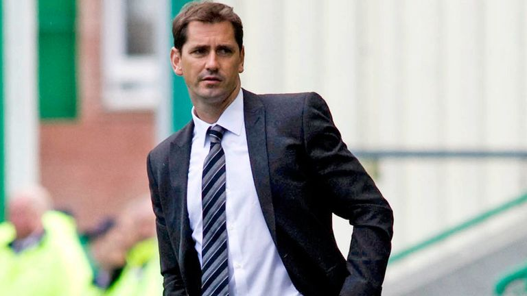 Jackie McNamara: Set to rotate squad