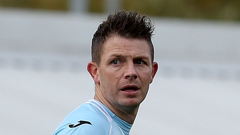 Jamie Cureton: Facing six weeks on the sidelines