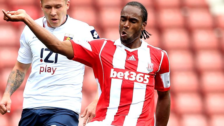 Cameron Jerome: Hoping to spearhead Crystal Palace's survival push