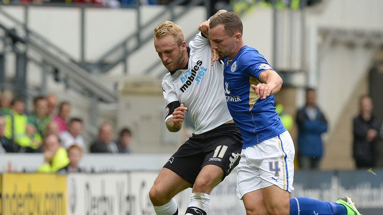 Johnny Russell: Inspired Derby to victory
