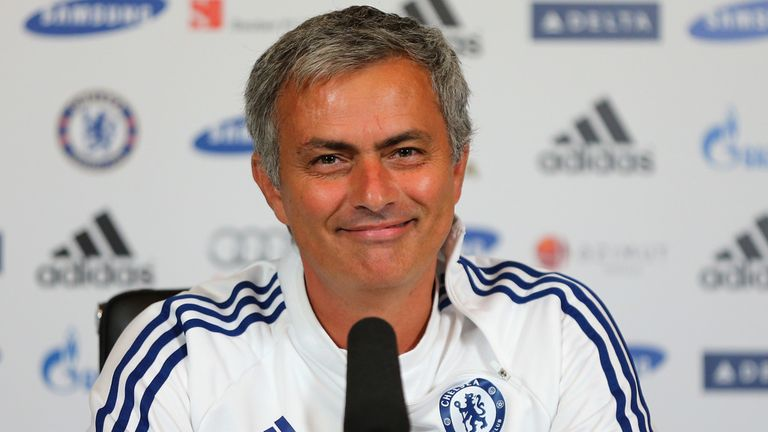 Jose Mourinho: Says he will give everything for Chelsea