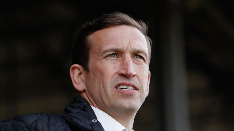 Justin Edinburgh: The former Premier League player has proved a success in management