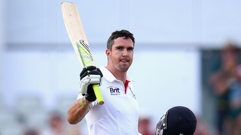 Sky Sports caught up with Kevin Pietersen after he became England's record run-scorer