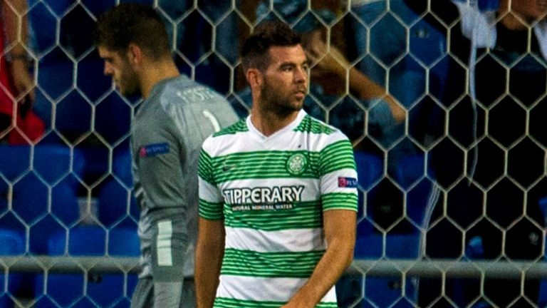 Joe Ledley: Still believes Celtic can go through