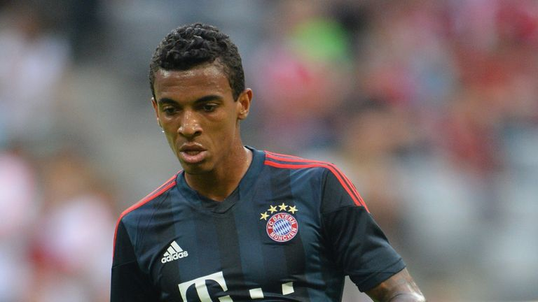 Luiz Gustavo: Has decided to remain in the Bundesliga