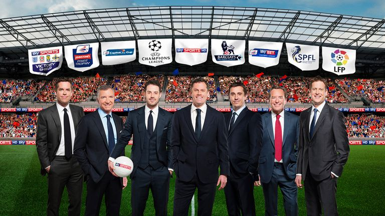 Sky Sports: Biggest season of Premier League football continues