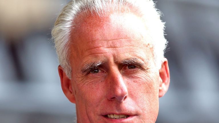 Mick McCarthy: Ipswich manager happy with the points