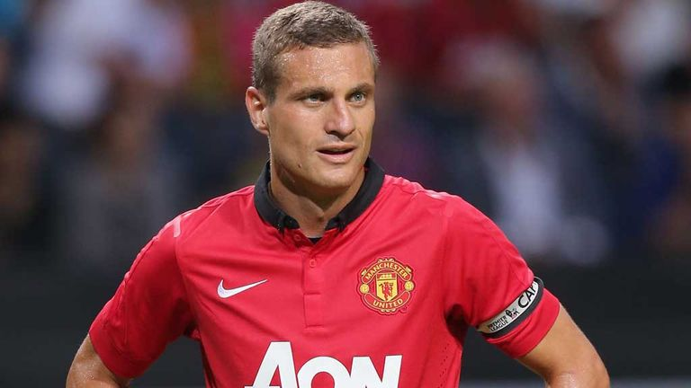 Nemanja Vidic: Confident that Manchester United can retain their Premier League title