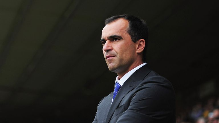 Roberto Martinez: Everton manager unhappy with transfer 'circus'