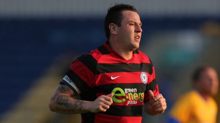 Lee Tomlin: Saw dreams of a summer switch to Celtic dashed