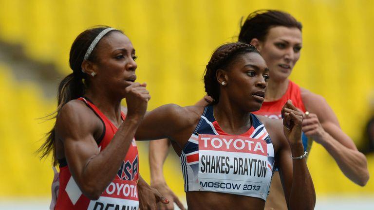 Perri Shakes-Drayton: Into world final