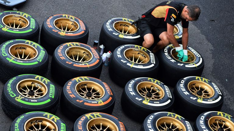 Pirelli: Three-year contract