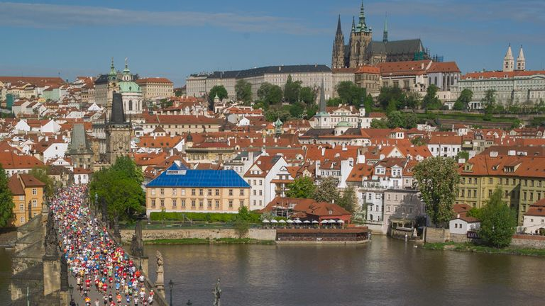 European Tour golf will return to Prague next year