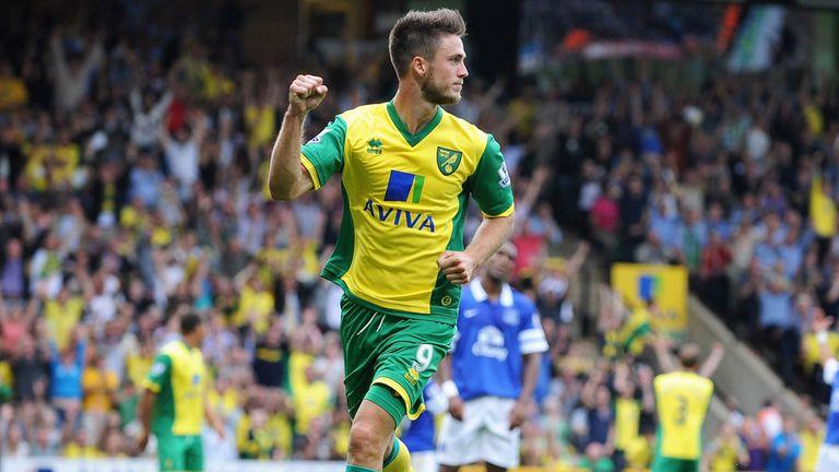 Ricky van Wolfswinkel: 'Main threat for Norwich'