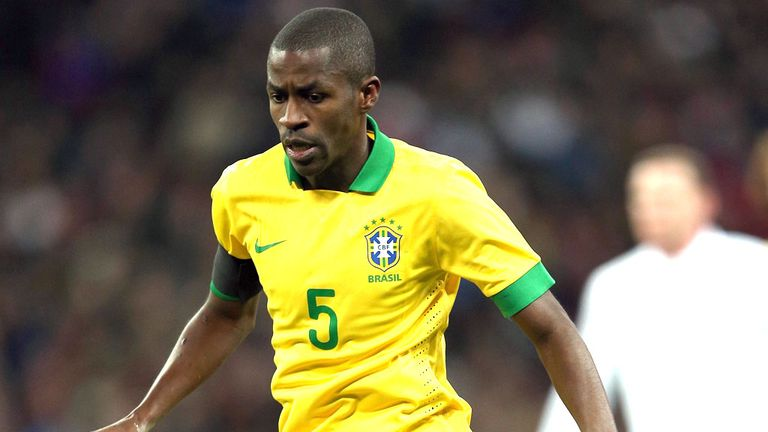 Ramires: Back in favour with Brazil