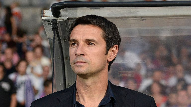 Remi Garde: Will be suspended when he returns to management