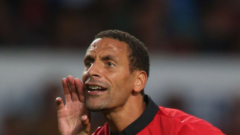 Rio Ferdinand: Powers on the wane says Ferguson