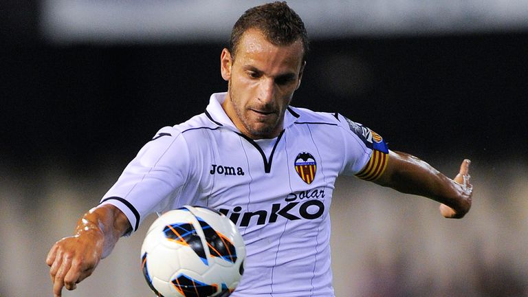 Roberto Soldado: Has secured his move to Tottenham from Valencia
