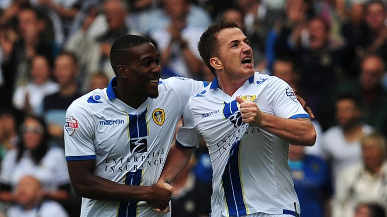 Dominic Poleon & Ross McCormack: On the scoresheet for Leeds