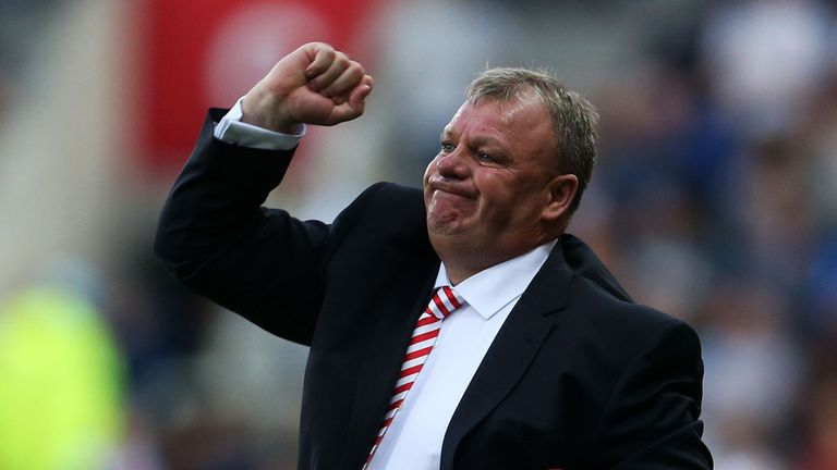 Steve Evans: Believes in continuity