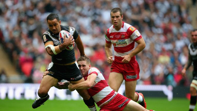 Hull FC failed to breakdown Wigan's defence