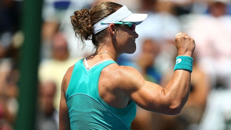 Sam Stosur: Will face American Madison Keys in Japan Open semi-finals