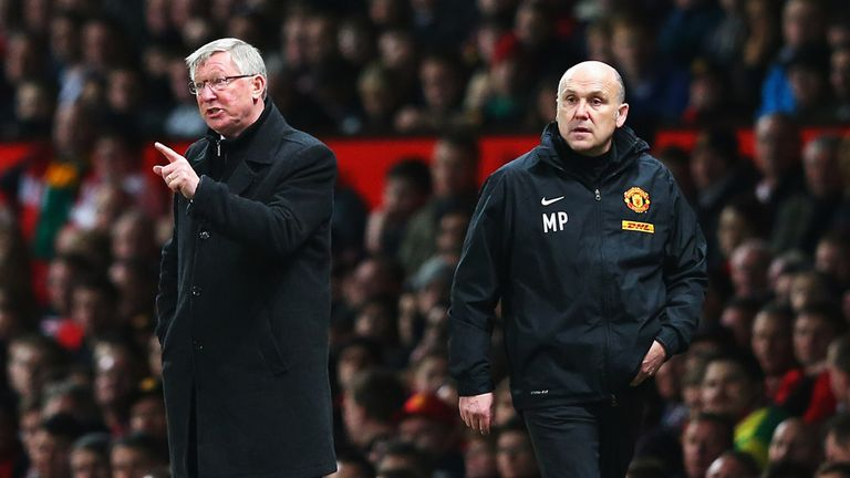 Mike Phelan: Says Sir Alex Ferguson was planning a major market move