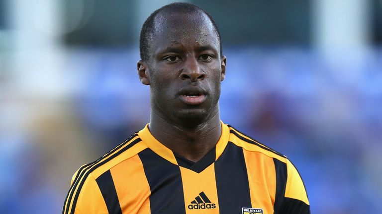 Sone Aluko: Hull City striker facing 10 weeks out with an Achilles injury