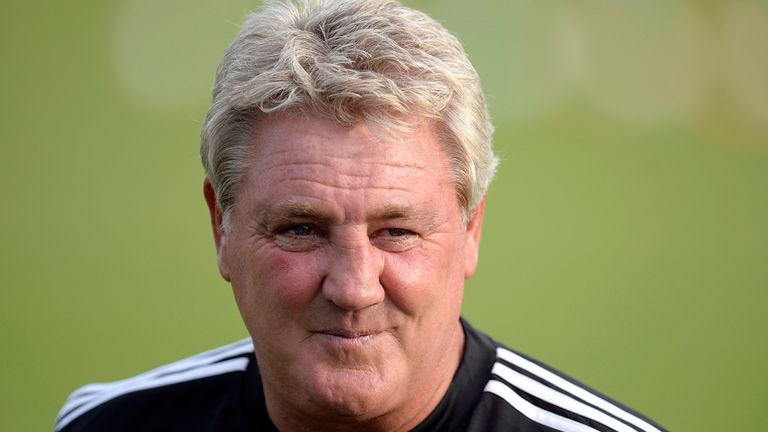 Steve Bruce: Fears attendance could be lowered by Wembley final