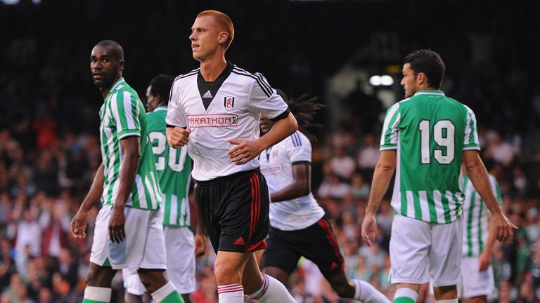 Steve Sidwell: Got a warning for new boy Adel Taarabt