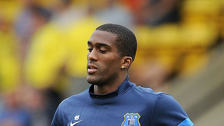 Sylvain Distin: Confident he will sign a new deal at Everton