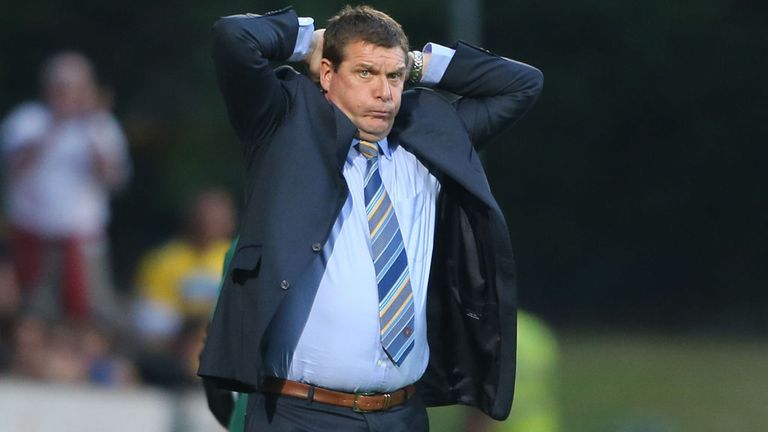 Tommy Wright: Satisfied with St Johnstone's 'workmanlike performance' in Belarus